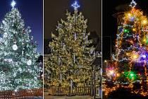 Vyberte nejkrásnější vánoční strom Olomouckého kraje 2019