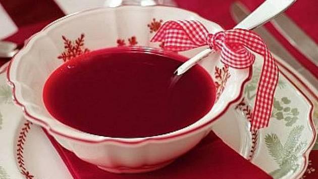 Polský červený baršč