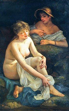 Obraz zolomouckého Muzea umění, jehož autorem by mohl být Gustav Courbet