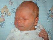 Filip Herinek, Mariánské Údolí, narozen 7. února ve Šternberku, míra 49 cm, váha 3350 g