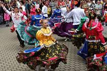 Mezinárodní folklorní festival v Šumperku