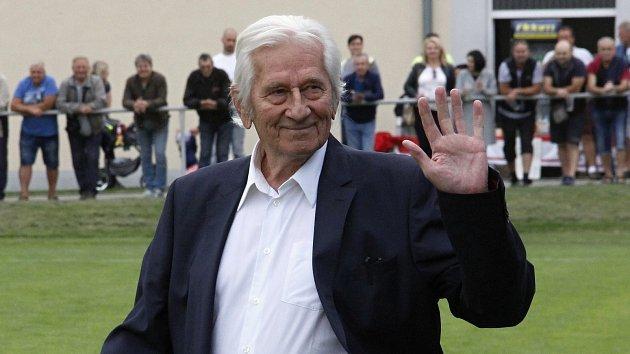 Exhibiční zápas v rámci oslav 115 let fotbalu v Prostějově