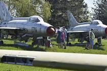 Letecké muzeum v Koněšíně na Třebíčsku