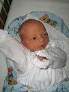 Richard Pelinka, Olomouc, narozen 6. února v Olomouci, míra 50 cm, váha 3000 g