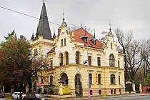 Vila sladovníka Hamburgera od Jakoba Gartnera ve Vídeňské ulici v Olomouci