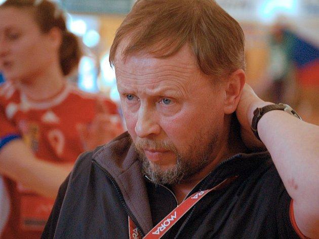 Trenér Lubomír Krejčíř