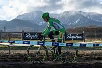 Loštický cyklokrosař Emil Hekele se prosadil na závodech v Japonsku.
