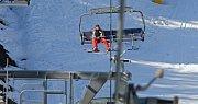 Lyžování v Koutech nad Desnou v pátek 16. března