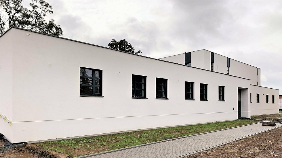 Nový domov pro klienty s poruchou autistického spektra v olomoucké části Nové Sady