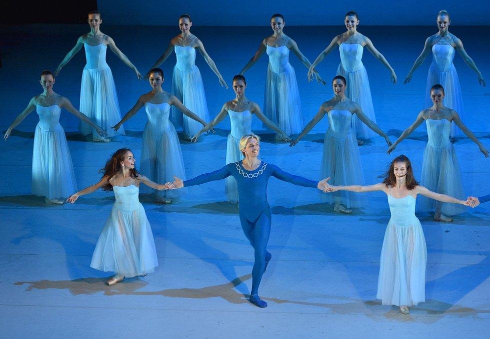 V Timeless - Serenáda, Balet Národního divadla v Praze. Premiéra 21. října 2017.