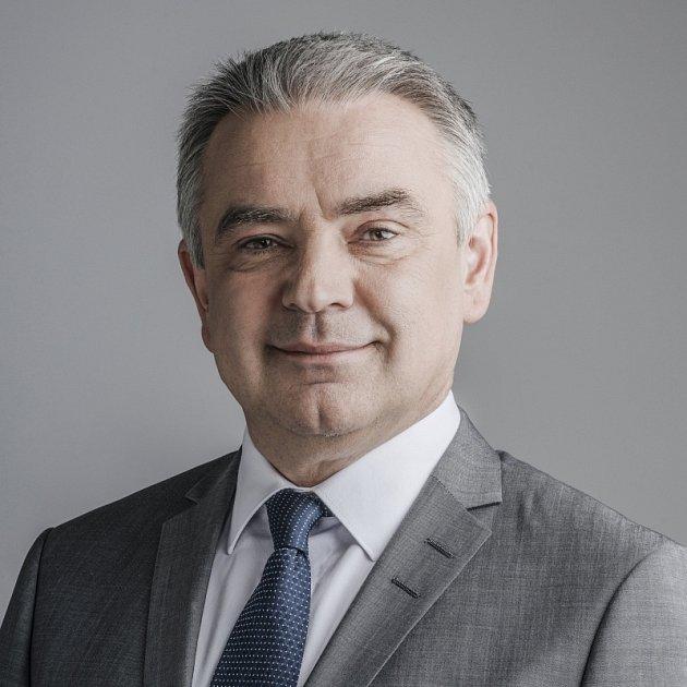 Tomáš Müller, 55let, starosta obce Nová Hradečná, krajský zastupitel, Nová Hradečná, člen STAN