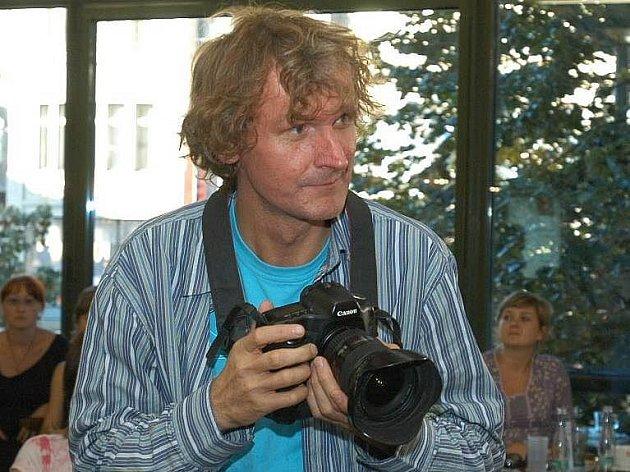 Fotograf Jan Šibík