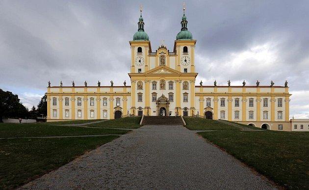 Bazilika na Svatém Kopečku u Olomouce