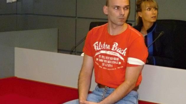 Jednatřicetiletý Karel Kašpar měl loni v srpnu zavraždit hosta v restauraci Na Lapači v Rudě nad Moravou.