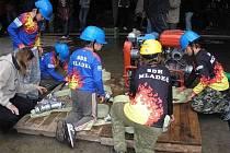 Dobrovolní hasiči v Mladči