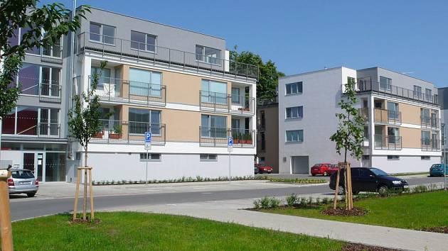 Rezidenční byty v Olomouci - Hejčíně