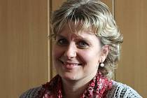 Šárka Kupčáková, vedoucí Klokánku a Azylového domu pro matky s dětmi Fondu ohrožených dětí v Olomouci