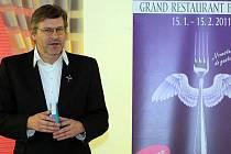Pavel Maurer, gurmán a pořadatel uGrand Restaurant Festivalu