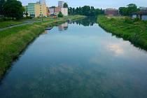 Na řece Moravě v Olomouci by mezi loděnicí u VŠ kolejí a soutokem s Bystřicí mohly vzniknout přístupné ostrovy