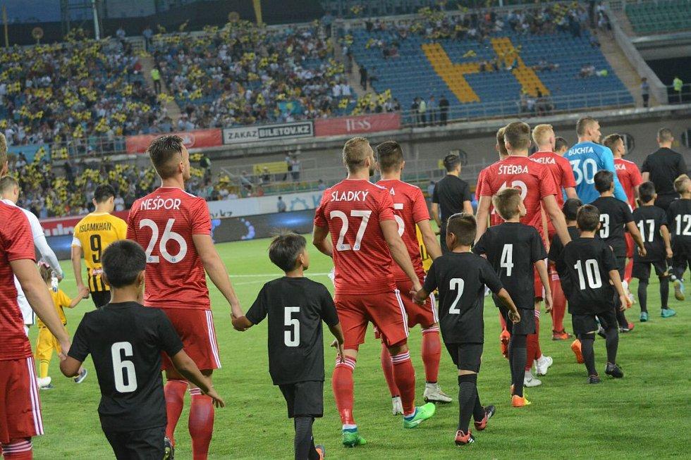 Kajrat Almaty - Sigma Olomouc