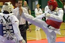 Scorpions Cup v taekwondo v olomoucké Sportovní hale