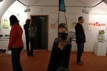 Nově otevřenou galerií a informačním centrem pod jednou střechou se pyšní v Uničově.