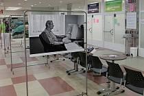 Výstava fotografií Jindřicha Štreita o rakovině prostaty v olomoucké fakultní nemocnici