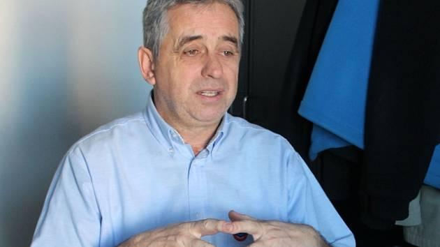 Krajský kooridnátor BESIPu Miroslav Charouz při on-line rozhovoru pro DENÍK