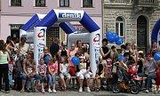 Den s Olomouckým deníkem ve Šternberku.
