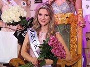 Šestnáctiletá Nelly Urbánková z Gymnázia Čajkovského v Olomouci se stala olomouckou MissOK 2018