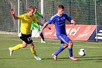 Sigma Olomouc B - FC Hlučín. Ilustrační foto.