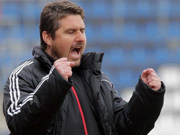 Trenér Zdeněk Psotka