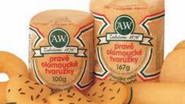 Tradiční sýrová pochoutka.