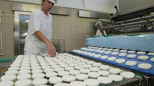 Tvarůžky jsou tradičním výrobkem.