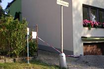 Sporná ulička na Sv. Kopečku