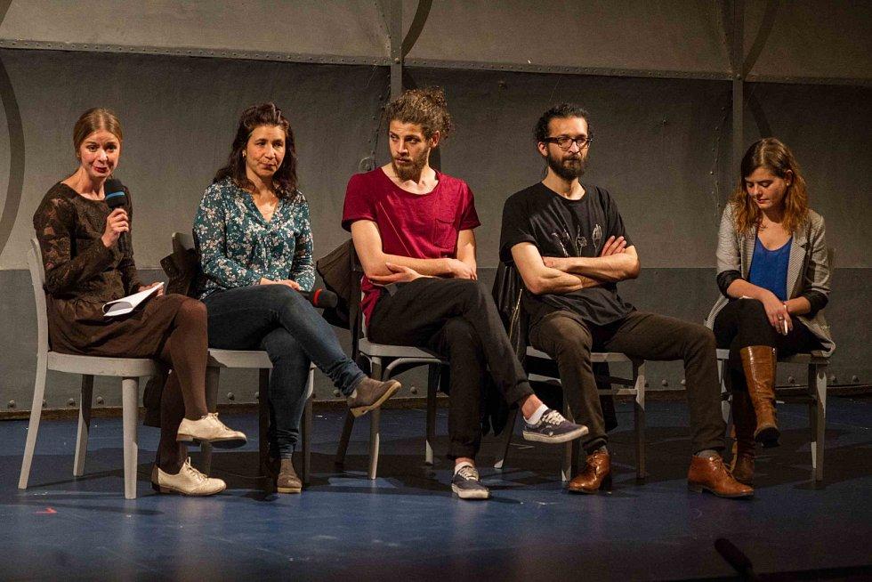 Divadelní Flora 2017 - Debata s Maxim Gorki Theater