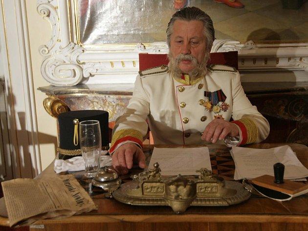 Hra o uvedení císaře Františka Josefa I. na rakouský trůn v Olomouci