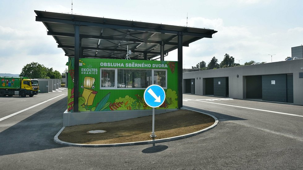 Nové Ekocentrum v Hranicích
