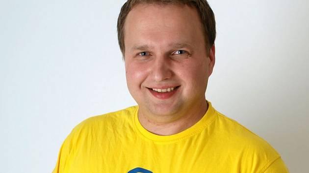 Lídr KDU-ČSL Marian Jurečka