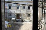 Rekonstrukce budovy pro konzervatoř ve Wurmově ulici.
