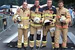 Cenné kovy si odváželi z víkendového Mistrovství Evropy v disciplínách TFA v Německu i dva hasiči z Olomouckého kraje. Součástí desetičlenné české reprezentace byl totiž i Michal Přecechtěl ze stanice v Olomouci a Martin Plšek ze stanice v Přerově.