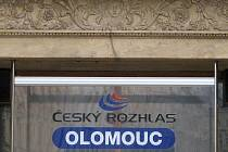 Český rozhlas Olomouc. Ilustrační foto
