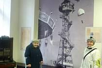 Na unikátní expozici, která připomíná Středomoravskou výstavu v roce 1936 v Přerově, už zavítalo na patnáct set návštěvníků. Mezi nimi i pamětníci, kteří se podělili o své vzpomínky.