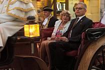 Svátky města Olomouce vůbec poprvé navštívil  skutečný potomek velké panovnice Marie Terezie, její císařsko-královská výsost arcivévodkyně Ulrika Habsbursko-Lotrinská.