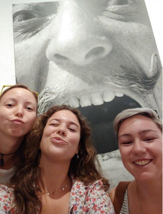 V muzeu ve městě Figueras