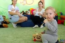 Nová herna na pooperačním oddělení Dětské kliniky ve Fakultní nemocnici Olomouc