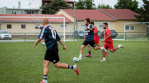 Národní pohár se uskuteční v sobotu v Olomouci. Ilustrační foto.