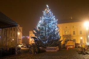 Vyberte nejkrásnější vánoční strom Olomouckého kraje 2018