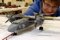 Velká moravská výstava plastikových modelů v Uničově