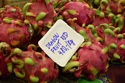 Exotické ovoce na olomouckém výstavišti Flora